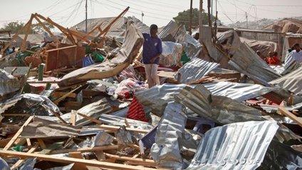 Вибух в Сомалі - фото 1