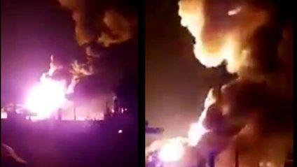 У Франції сталася серія потужних вибухів: з'явились фото, відео - фото 1