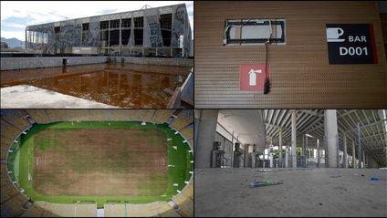 Розграбована руїна: як зараз виглядає арена в Ріо після Олімпіади-2016 - фото 1
