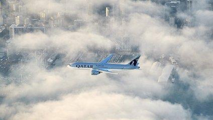 Літак Qatar Airways здійснив найдовший в історії переліт - фото 1