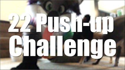 """22PushUpChallenge"" - фото 1"