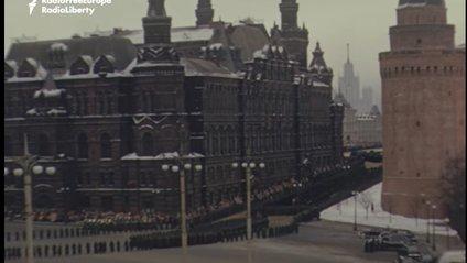 У мережі з'явилося відео похорону Сталіна - фото 1