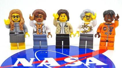 Lego випустить фігурки жінок-астронавтів NASA - фото 1