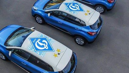 Лімітована серія Renault Captur Dynamo - фото 1