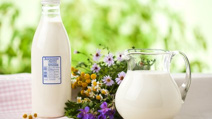 Молоко - фото 1