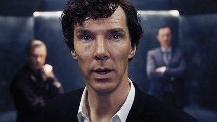 "Кадр з серіалу ""Шерлок"" - фото 1"