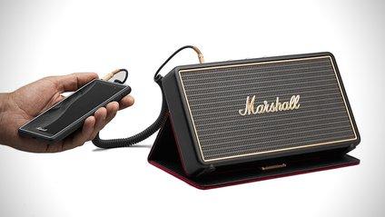 Marshall представила надзвичайно стильну Bluetooth-колонку - фото 1