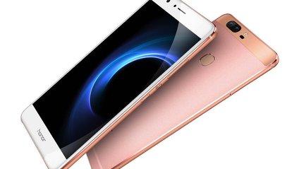 Huawei працює над повністю безрамковим смартфоном - фото 1