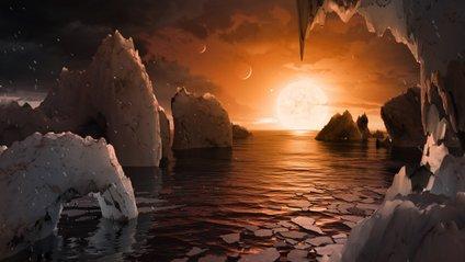 Виявлена екзопланета - фото 1
