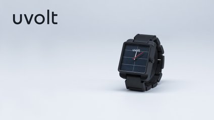 Смарт-годинник UVolt може заряджати смартфон - фото 1