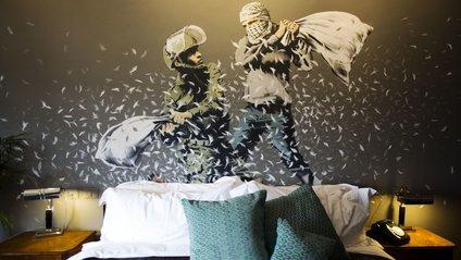 Walled Off Hotel - фото 1
