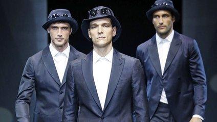 Чоловічі модні тренди. Весна-2017 - фото 1