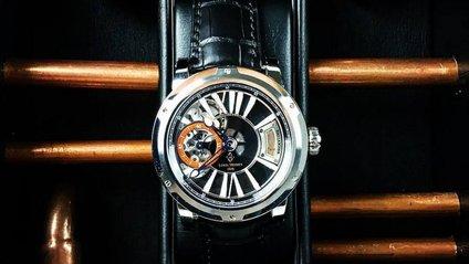 Годинник з віскі - фото 1