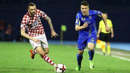 Матч Хорватія - Україна - фото 1