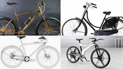 Шикуй на двох колесах: найдорожчі велосипеди світу - фото 1