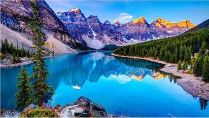 Озеро - фото 1