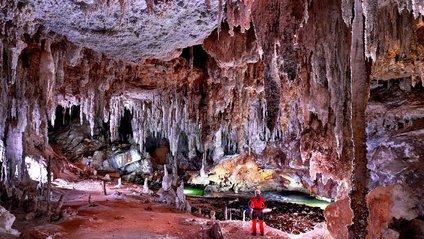Дивовижна печера в Бразилії, від якої перехоплює дух - фото 1