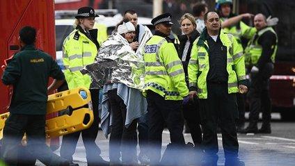 Теракт в Лондоні - фото 1