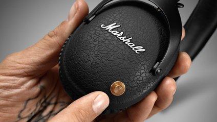Нові навушники Marshall працюють до 30 годин без підзарядки - фото 1