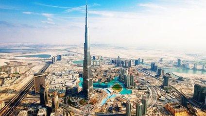 Вражаючі факти про Дубай - фото 1