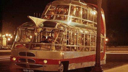 Автомобільне мистецтво! Як виглядають чудернацькі автобуси - фото 1