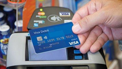 Visa - фото 1