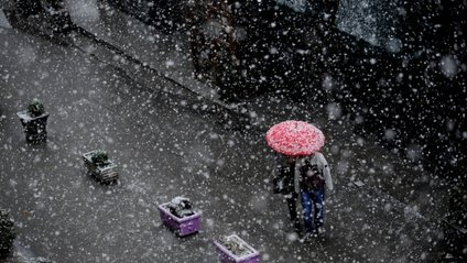 Мокрий сніг - фото 1