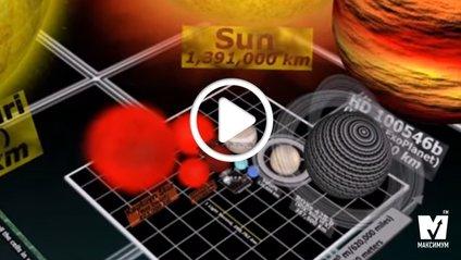 Відео про Всесвіт - фото 1
