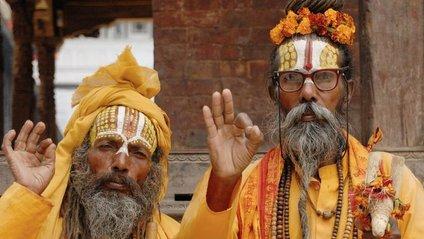 Ці люди очистять твою карму. Як виглядають індійські аскети - фото 1