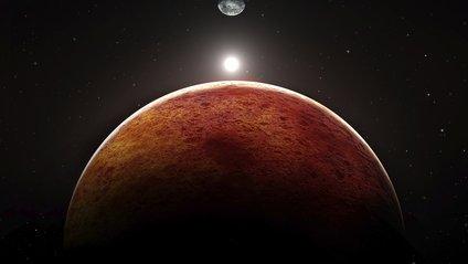 Марс - фото 1