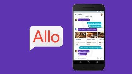 Google Allo навчився обмінюватися файлами - фото 1