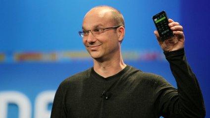 Творець Android показав тизер свого першого смартфона - фото 1