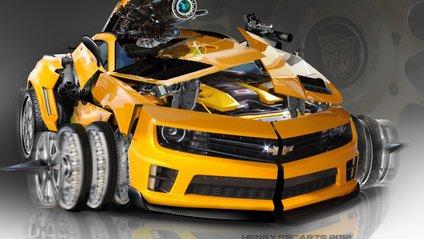"""Машина з """"Трансформерів"""" - фото 1"""