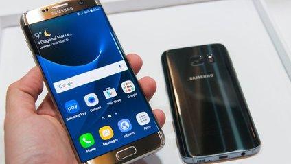 Samsung Galaxy S8 - фото 1