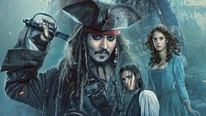 """Опубліковано фінальний трейлер до """"Піратів Карибського моря 5"""" - фото 1"""