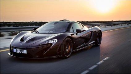 McLaren - фото 1