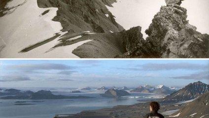 Що зміна клімату зробила з Арктикою за 100 років: шокуючі фото - фото 1