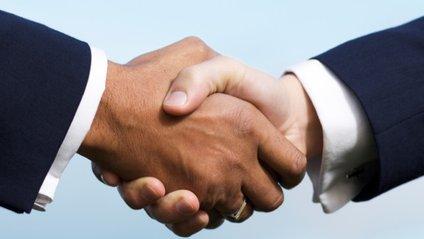 Рукостискання - фото 1