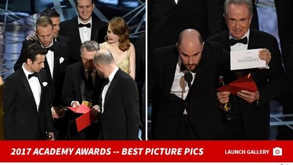 """Скандал на """"Оскар-2017"""": винуватців назавжди відсторонили від церемонії - фото 1"""