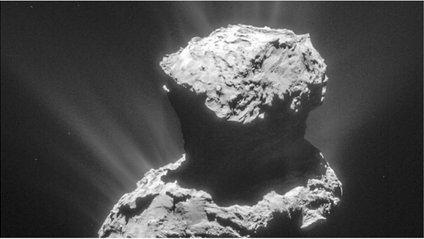 Комета - фото 1