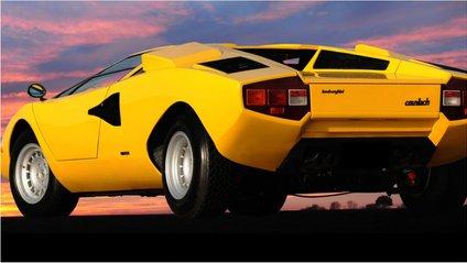 Lamborghini Countach LP400 (1974) - фото 1