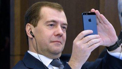 Дмитро Медведєв - фото 1