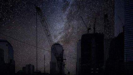 Під зірками: як виглядають нічні мегаполіси без електрики - фото 1