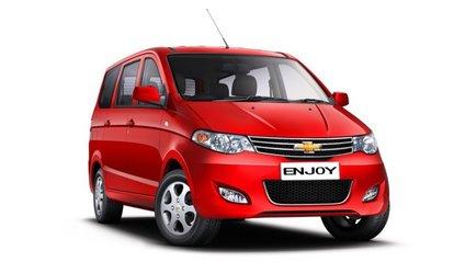 Chevrolet Enjoy - фото 1