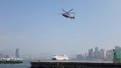 Відео зльоту вертольота з зупиненим гвинтом стало хітом мережі - фото 1
