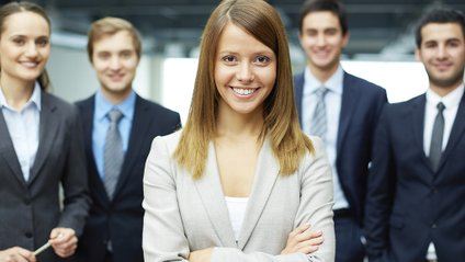 Жінки на роботі - фото 1
