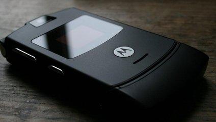Motorola RAZR V3 - фото 1