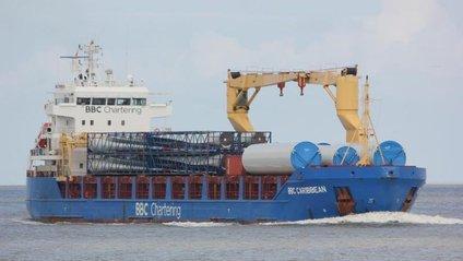У Нігерії звільнили українського моряка судна BBC Caribbean - фото 1