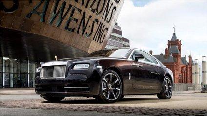 Rolls Royce - фото 1