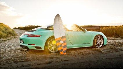 Найкрутіші випробовування машин Porsche: вражаюче відео - фото 1